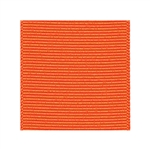 Wide Hair Bow Grosgrain Ribbon - Torrid Orange