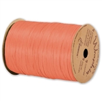 Wraphia Ribbon Matte Orange