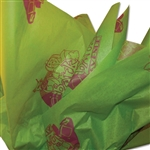 Custom Printed Tissue Paper-Color Tissue