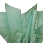 Cedar Green Coloured Tissue Paper