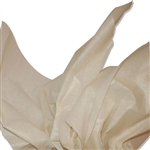 Parchment Coloured Tissue Paper