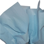 Antique Blue Tissue Paper