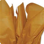 Honey Brown Tissue Paper