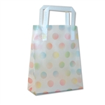 Frosted Petite Reusable Bubble Dots Bags