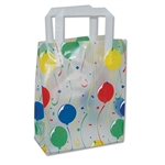 "Frosted Bags Petite - Party Balloons 100 Bags/Case - 8"" x 4"" x 10"""