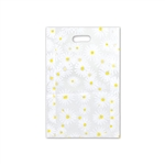 Frosted Merchandise Daisy Bags 12 x 15