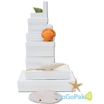 Jewellery Boxes-Glossy White Collection