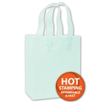 Frosted Petite Ocean Bags