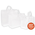 Assortment Pack Frosted Clear Bags