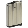 Mini-14 10 Round Magazine - Nickel Plated