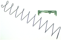 AR15 20 Round Spring and Green Follower