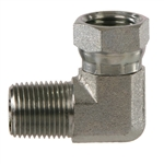 1501 Steel Adapter Fitting