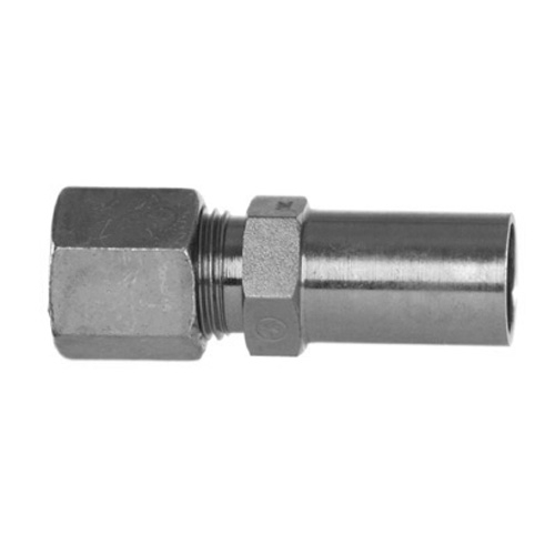 Tube to compression fitting reducer