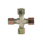 47955 - Flareless Compression Tube Fitting | Hydraulics Direct