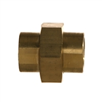 NPTF Pipe Female Union Brass Fitting