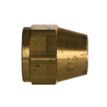 SAE Short Flare Nut Brass Fitting