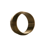 Compression Tube Sleeve Brass Fitting