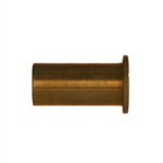 Insert for Plastic Tubing, . Insert OD Brass Fitting