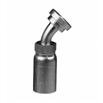 Code 61 Flange hose end fitting