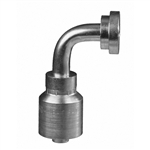 Code 62 flange WHP series hose end fitting