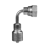 24 degree DIN WHP series hose end fitting