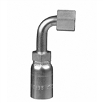 SAE 45 degree female swivel end fitting