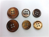 Golden Rod Pearl Suit Buttons