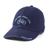 Life is Good Bike More Hat