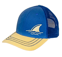 Margaritaville Big Fin Hat in Fathom