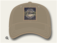 Laid Back Downrigger Float Plane Softee Hat