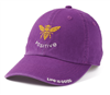 Life is Good Bee Positive Hat