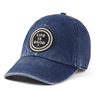 Life is Good Sunworn Blue Coin Hat
