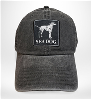 Ghosted Sea Dog Hat/ Cap
