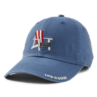 Life is Good Americana Adirondack Chill Hat-13784