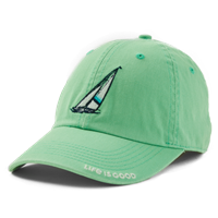 Life is Good Wind in the Sails Chill Hat-13786