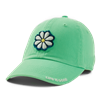 Life is Good Tattered Daisy Chill Hat-13790