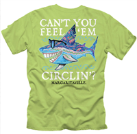 Men's Margaritaville Feel 'em Circlin'