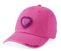 Life is Good Kids Radiate Love Hat