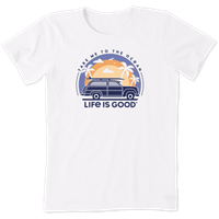 Life is Good Take Me to the Ocean Crusher Tee