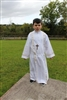 Altar Server Tunic with Gold Trim