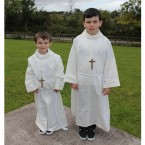 Altar Server Outfit with Hood