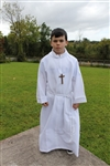 IVORY Altar Server Outfit