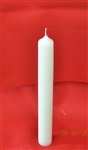 12x1inch/25mmx30cm Ivory Altar Candle (60)