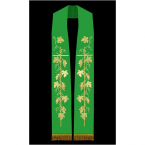 Cross with Vine Stole
