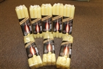 Candlemas Candles9x7/8inch Beeswax Altar Candle (108)