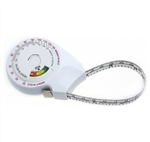 Basic Measuring Tape, Measuring Tape With BMI, BMI Measuring Tape, Measurement Tape, Measuring Tape, Measuring Tapes,