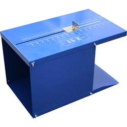 Sit and Reach Box - Sit and Reach Boxes, Steel Sit and Reach Box, Flexibility Testing, Flexibility Sit and Reach Box,
