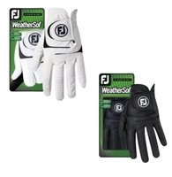 Men's FootJoy Weathersof Glove (2pack)