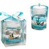 Stunning Beach Themed Candle Wedding Favor