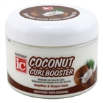 IC HAIR POLISHER COCONUT CURL BOOSTER 12 OZ (6 Pack)